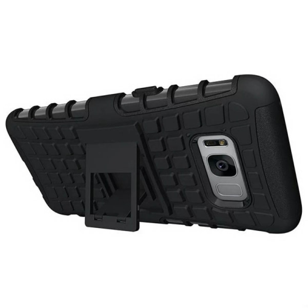 Stöttåligt skal med ställ Samsung Galaxy S8 Plus (SM-G955F) Rosa