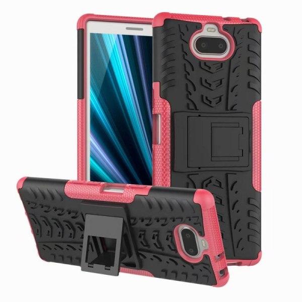 Stöttåligt skal med ställ Sony Xperia 10 (I4113) Rosa