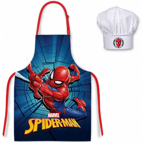 Förkläde Spindelmannen