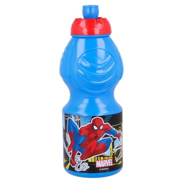 Vattenflaska Spindelmannen Blue