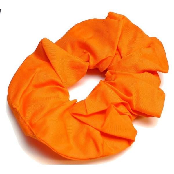 Hårsnodd Orange