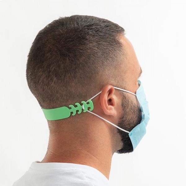 100-Pack - Munskydd - Typ IIR / I - Vuxen / Barn - CE-Märkt Mask LightBlue Vuxen