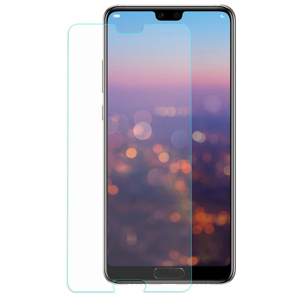 Skärmskydd - Huawei P20 Pro - Härdat Glas / Skyddsglas