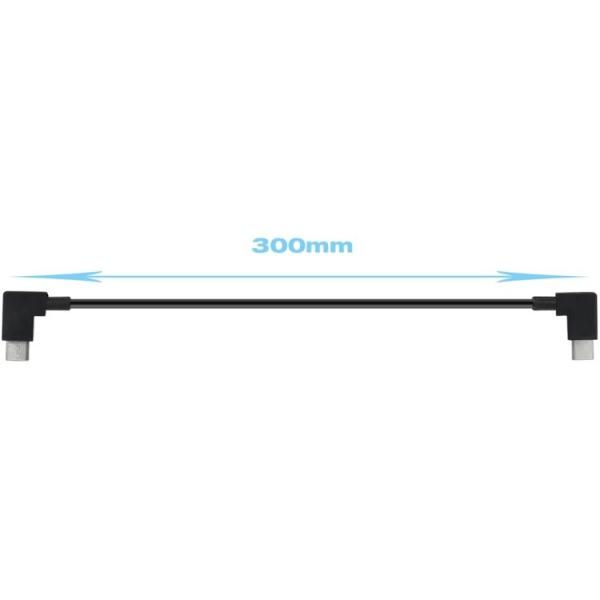30cm USB-C Kabel för DJI Mavic Air 2
