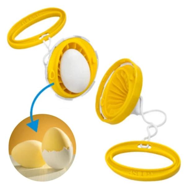 Äggslunga - Golden Egg - Tillaga Ägg utan Värme