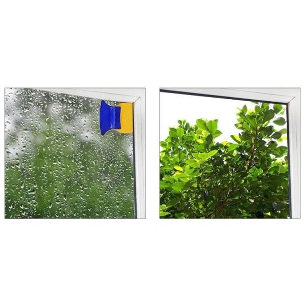 Fönstertvätt till båda sidorna av fönstret - Magnetisk