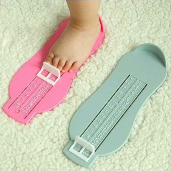 Fotmätare för Barn / Skomätare - Mäter barns fötter