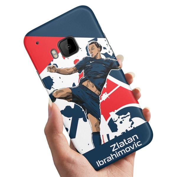 HTC One M9 - Skal / Mobilskal Zlatan Kick