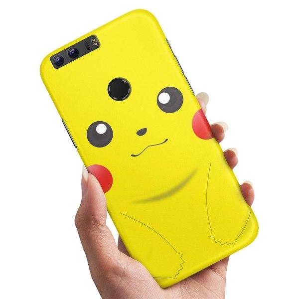 Huawei Honor 8 - Skal / Mobilskal Pikachu / Pokemon