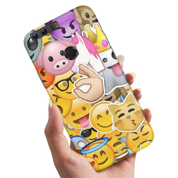 Huawei Honor 8 - Skal / Mobilskal Smiley