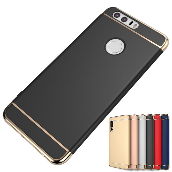 Huawei Honor 8 - Skal / Mobilskal Tunt - Flera färger Svart