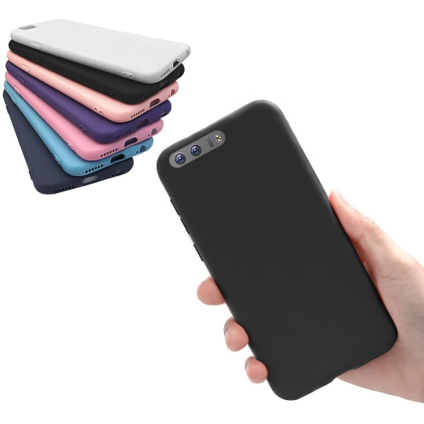 Huawei Honor 9 - Skal / Mobilskal Lätt & Tunt - Flera färger Vit