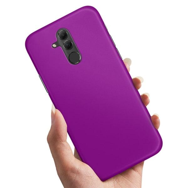 Huawei Mate 20 Lite - Skal / Mobilskal Lila