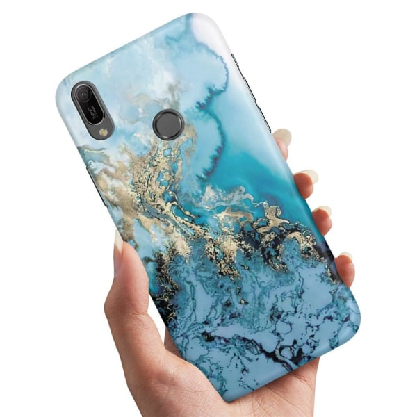 Huawei P20 Lite - Skal / Mobilskal Konstmönster