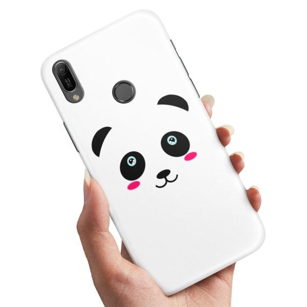 Huawei Y6 (2019) - Skal / Mobilskal Panda