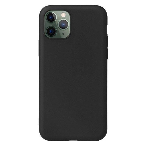 iPhone 12 Mini - Skal / Mobilskal Lätt & Tunt - Svart Svart