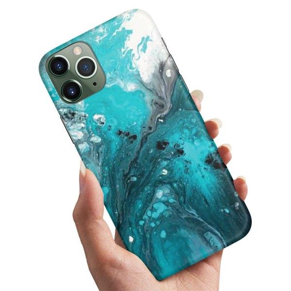iPhone 12 Mini - Skal / Mobilskal Målarfärg