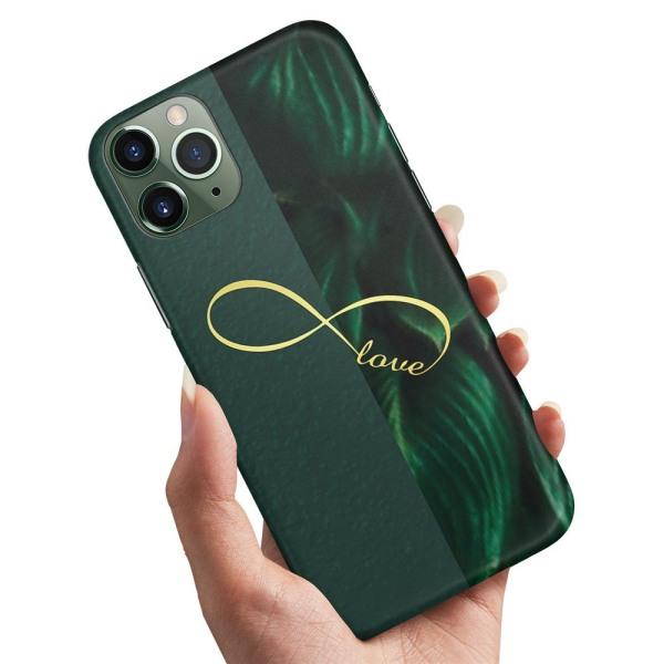 iPhone 12 - Skal / Mobilskal Infinite Love