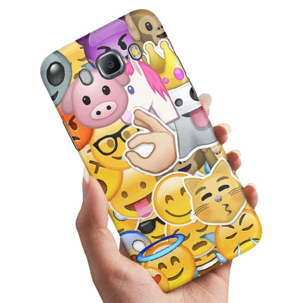 Samsung Galaxy A5 (2015) - Skal / Mobilskal Smiley