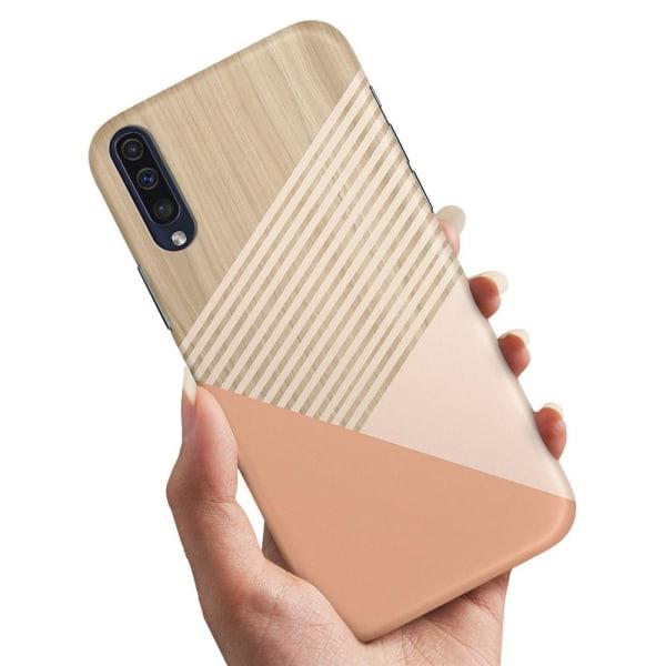 Samsung Galaxy A50 - Skal / Mobilskal Träkonst