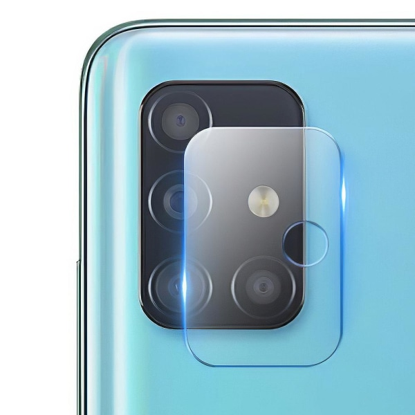 Samsung Galaxy A51 - Skärmskydd Kamera / Skyddsglas - Härdat