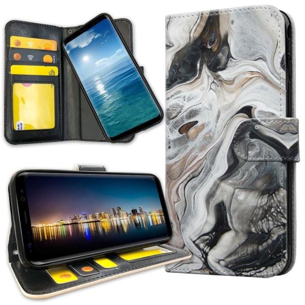 Samsung Galaxy S20 - Plånboksfodral Marmor