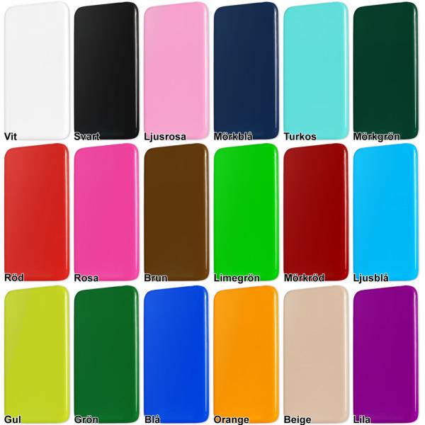 Samsung Galaxy S7 - Skal / Mobilskal - Flera färger Svart