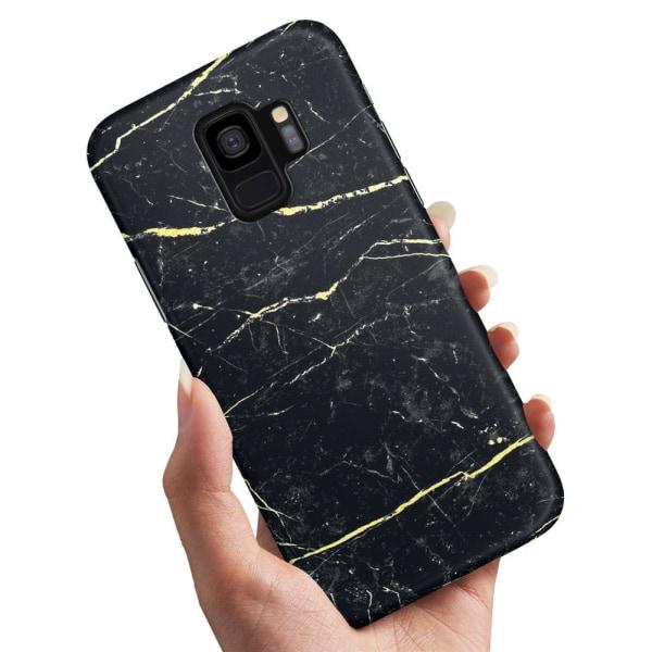 Samsung Galaxy S9 - Skal / Mobilskal Marmor