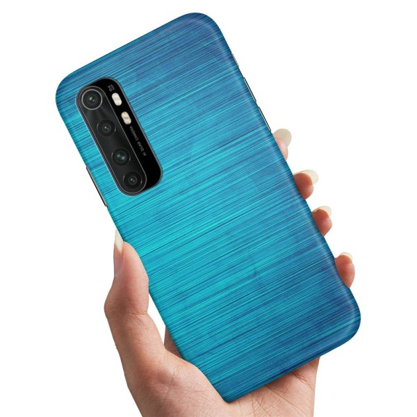 Xiaomi Mi Note 10 Lite - Skal / Mobilskal Repad Textur