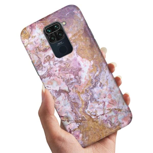Xiaomi Redmi Note 9 - Skal / Mobilskal Marmor