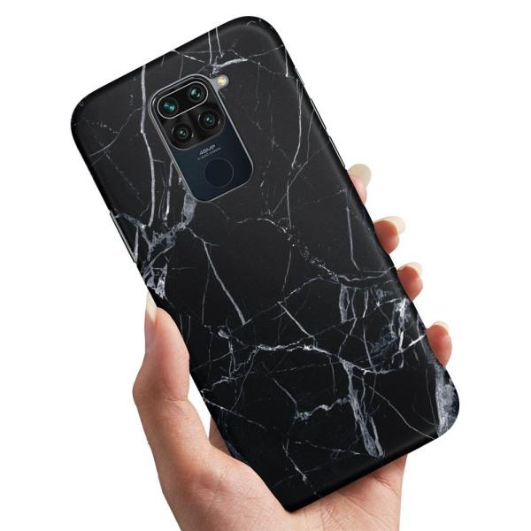 Xiaomi Redmi Note 9 - Skal / Mobilskal Sprucket Glas
