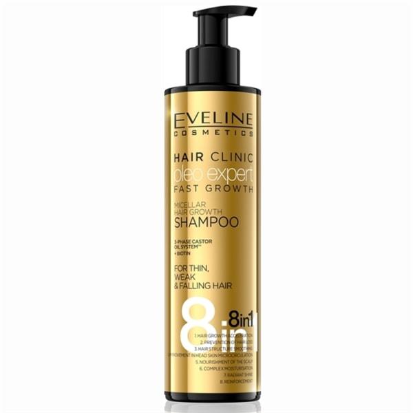 Micellar Hair Growth Shampoo