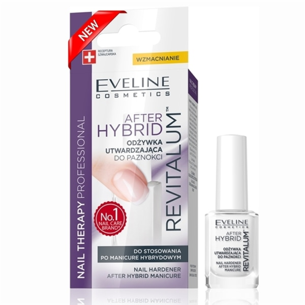 Nail Therapy Revitalum After Hybrid Nail Hardener