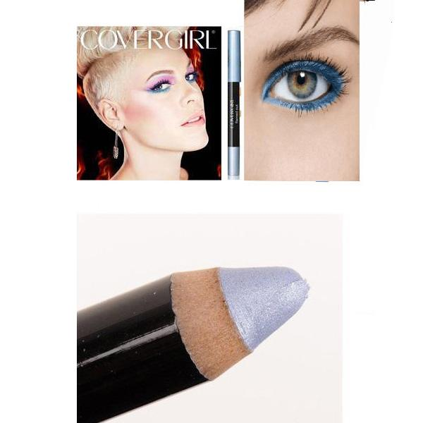 2st Covergirl Flamed Out Eyeshadow Pencil-345 Ice flame