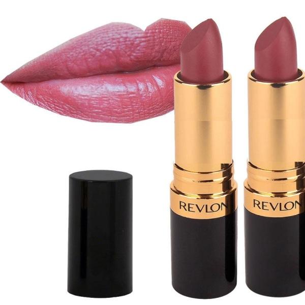 2st Revlon Super Lustrous MATTE Lipstick - Seductive Sienna