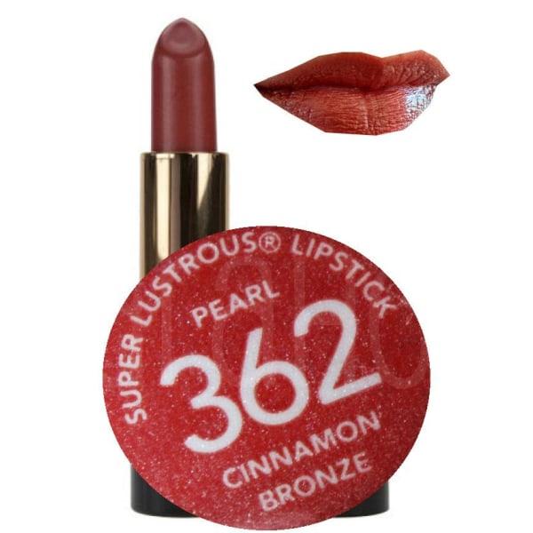 2st Revlon Super Lustrous PEARL Lipstick - 362 Cinnamon Bronze