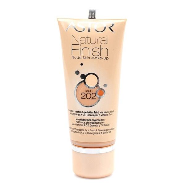 Astor Natural Finish Nude Skin Makeup-202 Sand