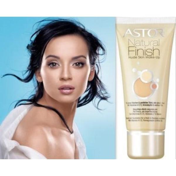 Astor Natural Finish Nude Skin Makeup Primer-Beige
