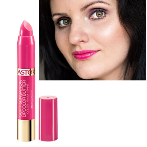Astor Soft Sensation LipColor Butter - 013 Magic Magenta