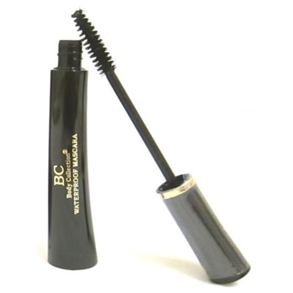 Body Collection Long Lasting Waterproof Mascara Black