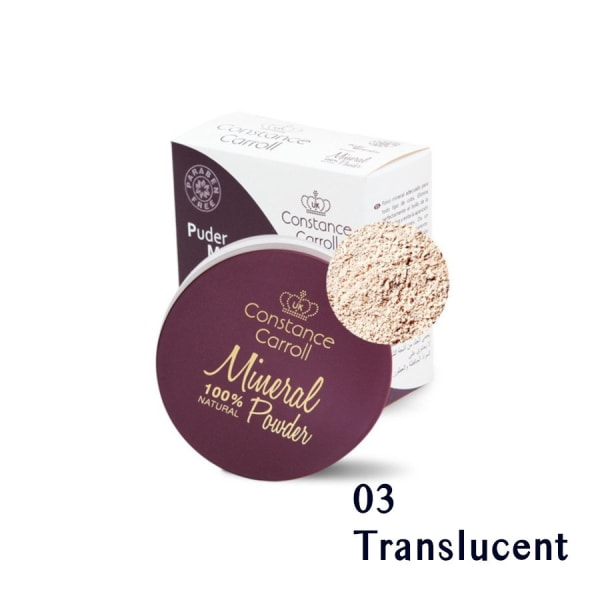 CCUK Mineral 100% Natural Loose Powder - Translucent