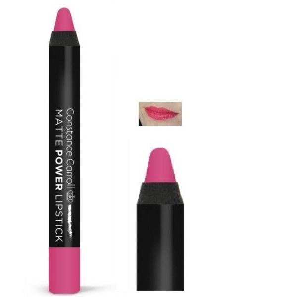 Constance Carroll Matte Power Lipstick Pencil - 07 Raspberry Pin