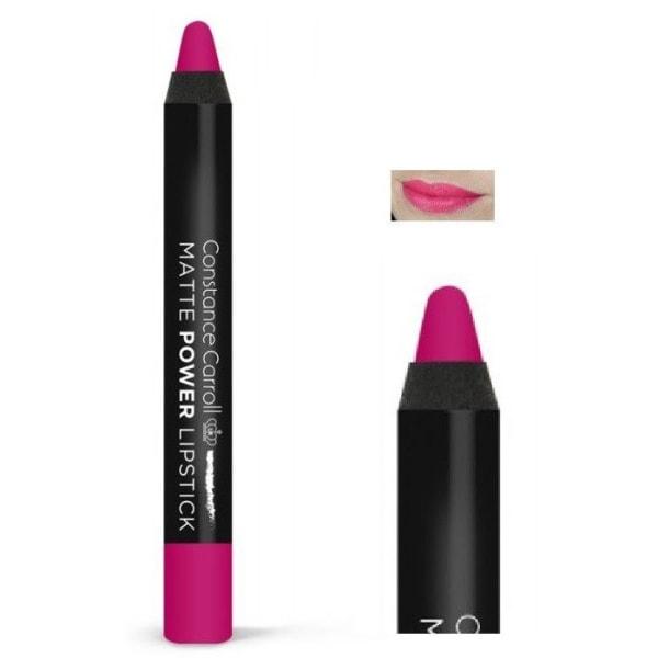 Constance Carroll Matte Power Lipstick Pencil - 12 Magenta