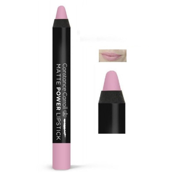 Constance Carroll Matte Power Lipstick Pencil- Nude Rose