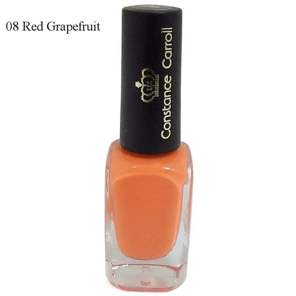 Constance Carroll UK Big Brush Polish -Red Grapefruit