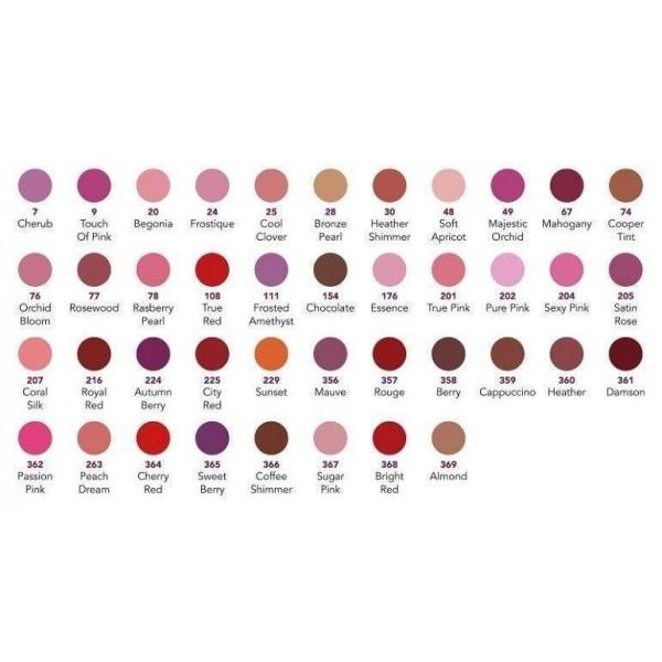 Constance Carroll UK Fashion Colour Lipstick - 76 Orchid Bloom