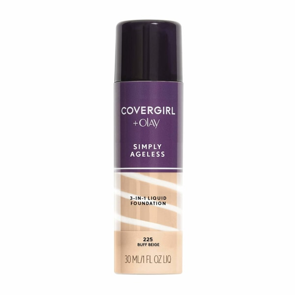 Covergirl Simply Ageless 3-in-1 Liquid Foundation - Buff Beige
