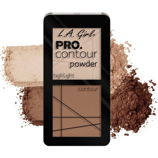 L. A. Girl Pro Contour Powder-Natural