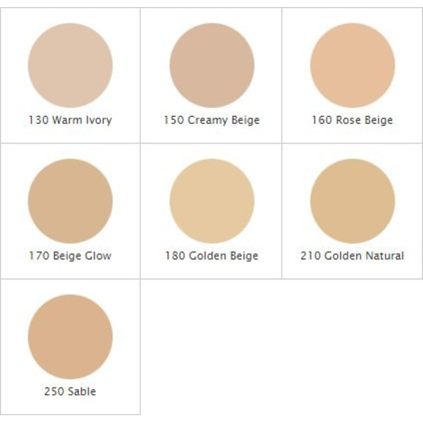 L'Oreal Nutri Lift Gold Anti-Aging Serum Foundation-160 Rose Bei