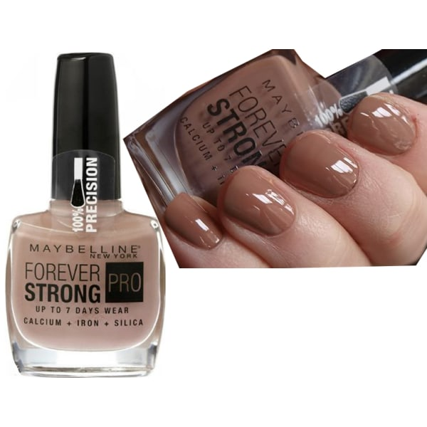 Maybelline Forever Strong Pro Nail Enamel - 778 Rosy Sand